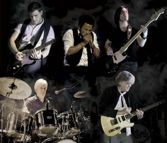 The Yardbirds 2014