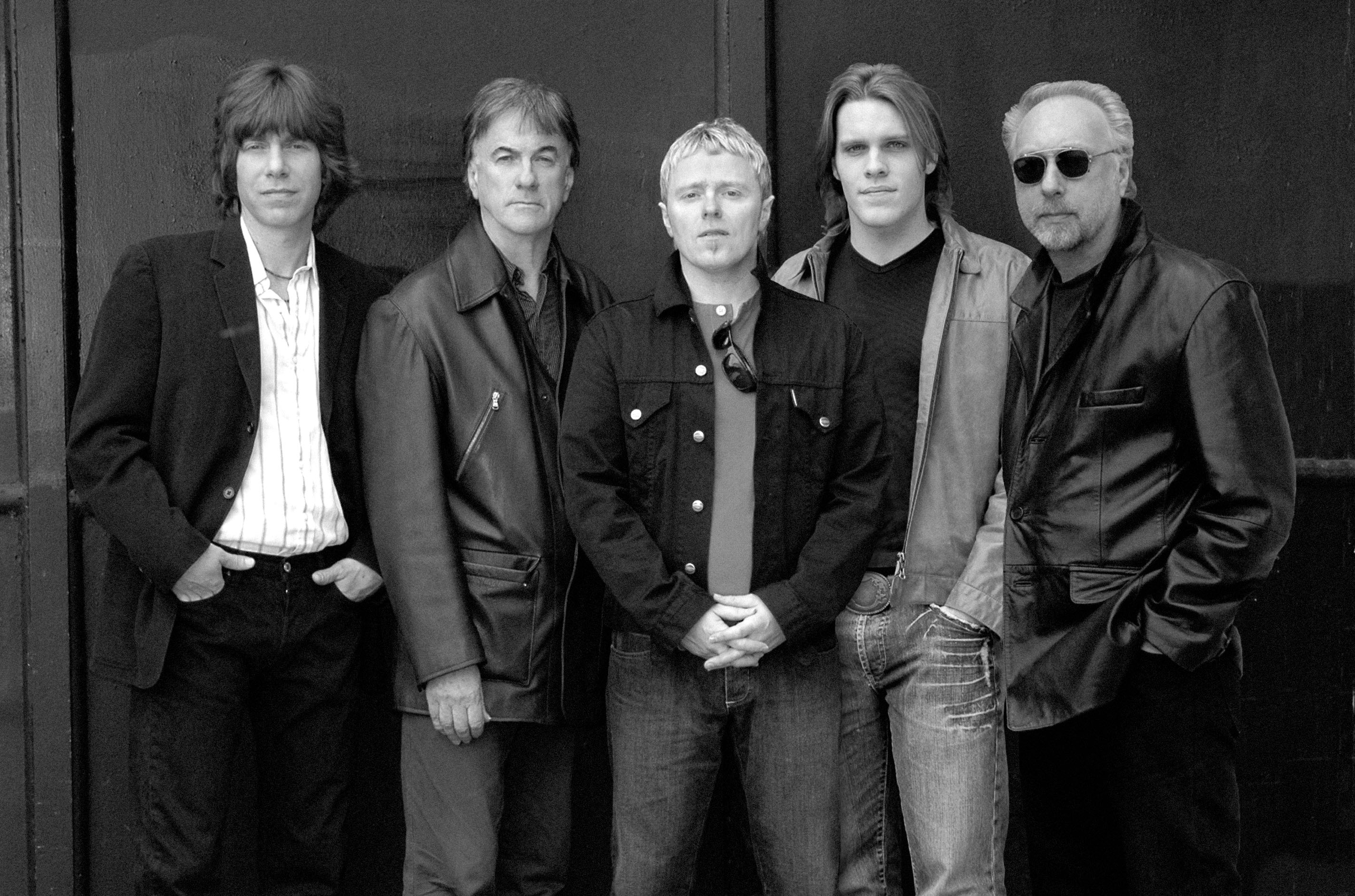 The Yardbirds 2005 promo photo